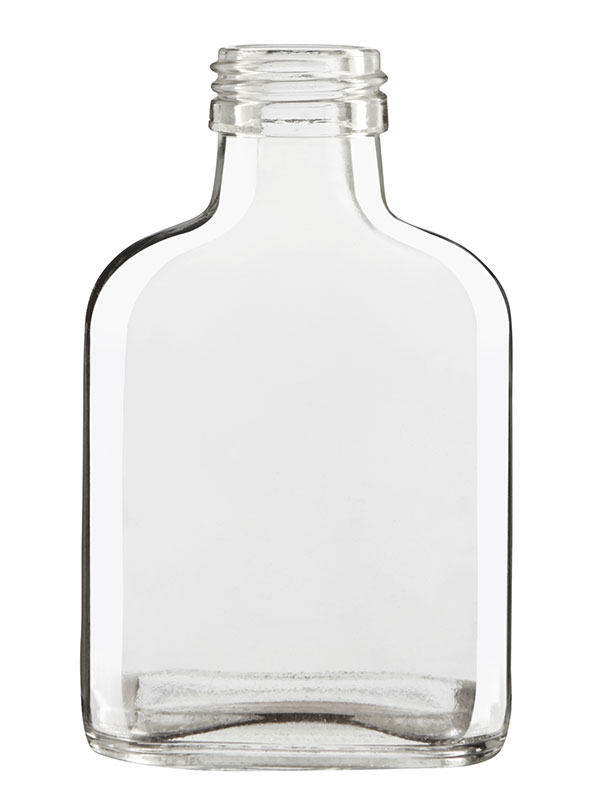 Taschenflasche 100ml (PP 28 S)
