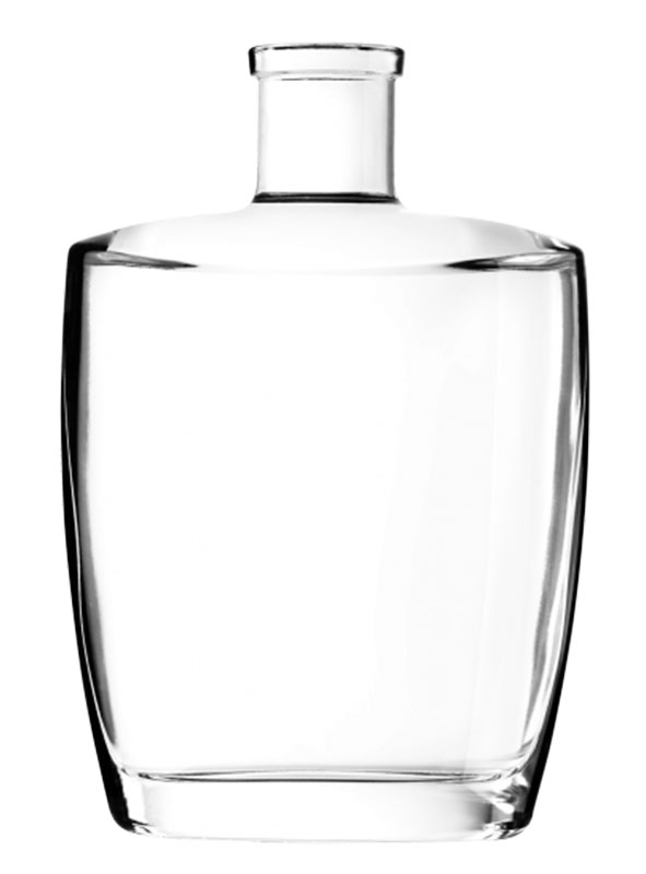 Decanter Elliptic 750ml (Plate)