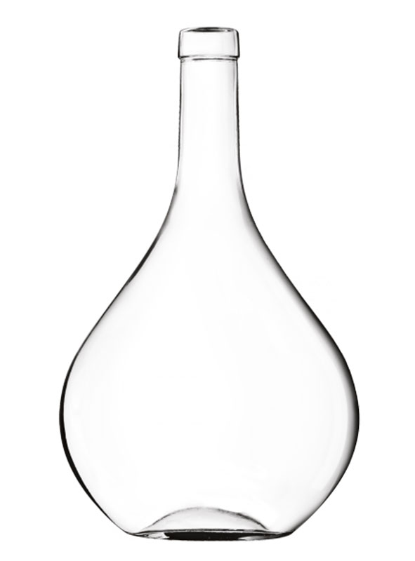 Decanter Lydie 750ml (Plate)